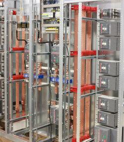low voltage switchgear cabinet