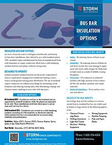 bus bar insulation options image