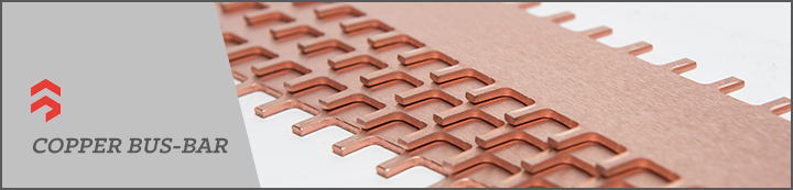 copper bus bar header