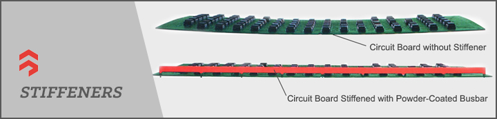 circuit board stiffeners heading