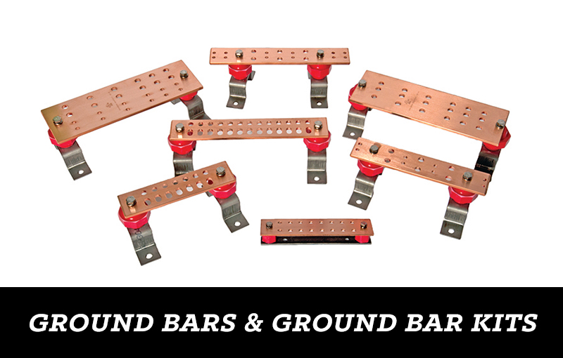 ground bars and ground bar kits
